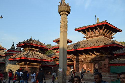 Durbar-square-de-Kathmandu-nepal