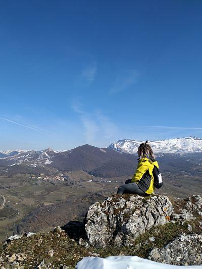 Ruta por la Montaña Palentina, Peña Tremaya.