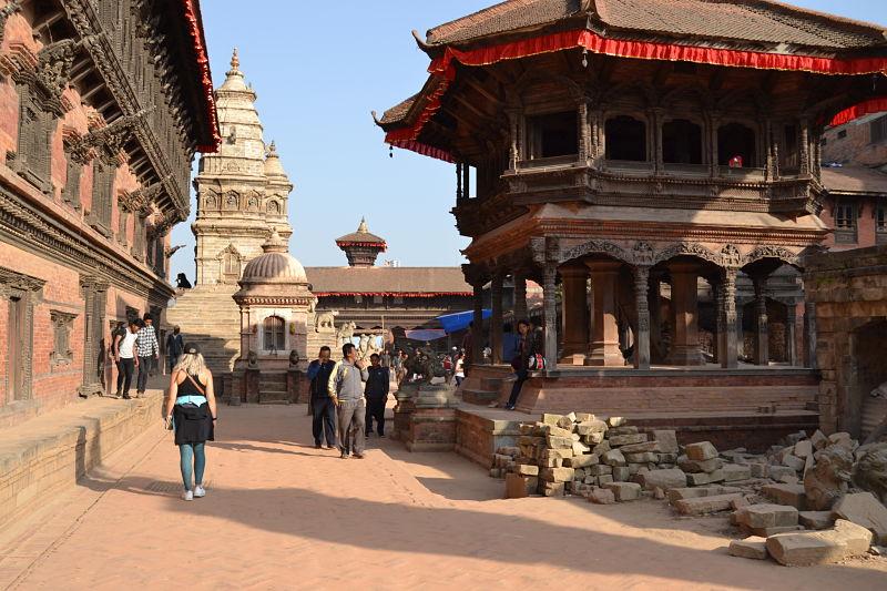 viajar-a-nepal-por-libre-durbar-square-bhaktapur