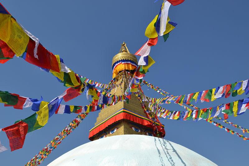 viajar-a-nepal-por-libre-templo-boudhanath